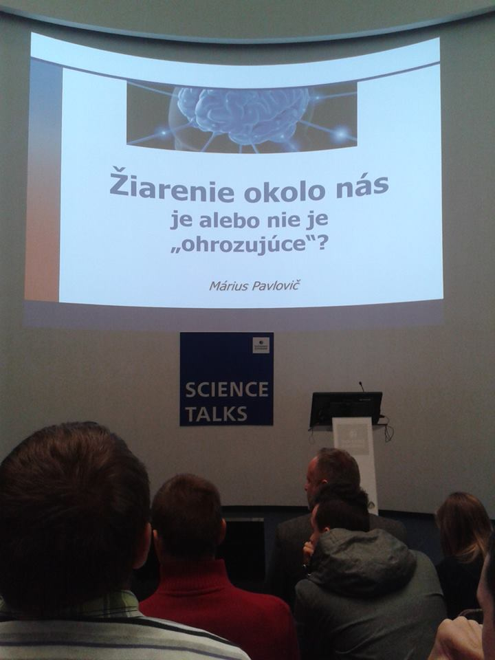 ENERGOLAND – MOCHOVCE – SCIENCE TALKS